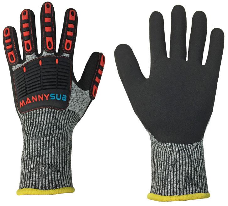 Mannysub Dyneema Gloves