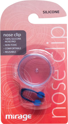 Mirage Silicone Nose Clip