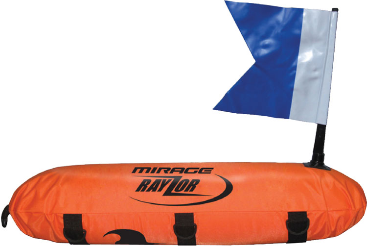 Mirage Rayzor Torpedo Float