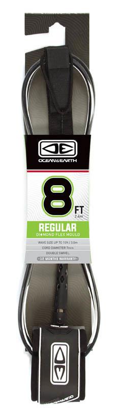"O&E Leash Regular 8'0"""