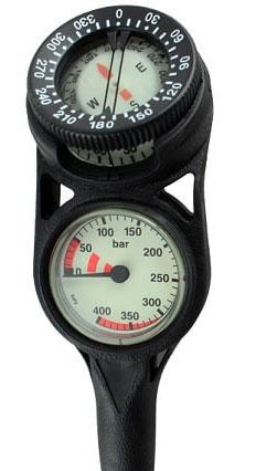 Oceanpro SPG & Compass Gauge