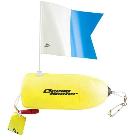 Ocean Hunter Torpedo Float Yellow