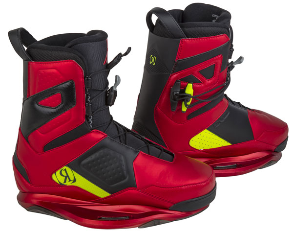 Ronix One Boot Red
