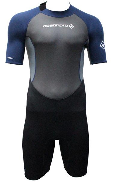 Oceanpro Mens 3mm Spring Suit