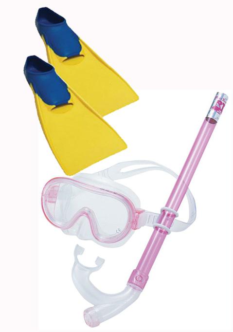 Tusa Kids Nino Fin Set Pink