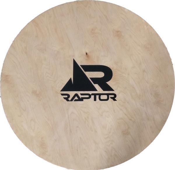 Raptor Round Disc