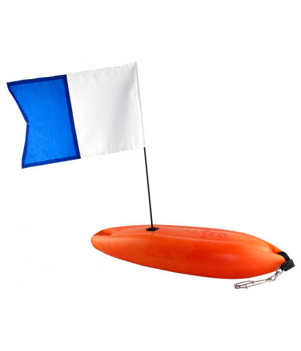 Rob Allen 12L Rigid Foam Float & Flag
