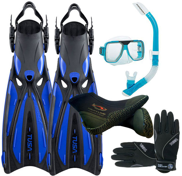 Wilderness Student Fin Package