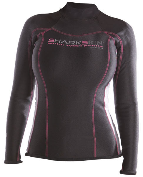Sharkskin Chillproof L/S Top Ladies