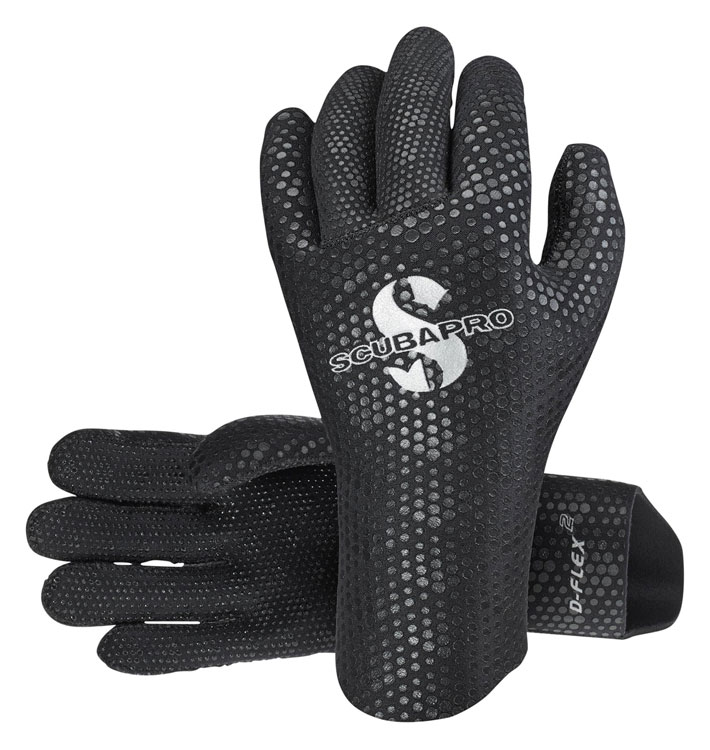 Scubapro D-Flex 2mm Gloves