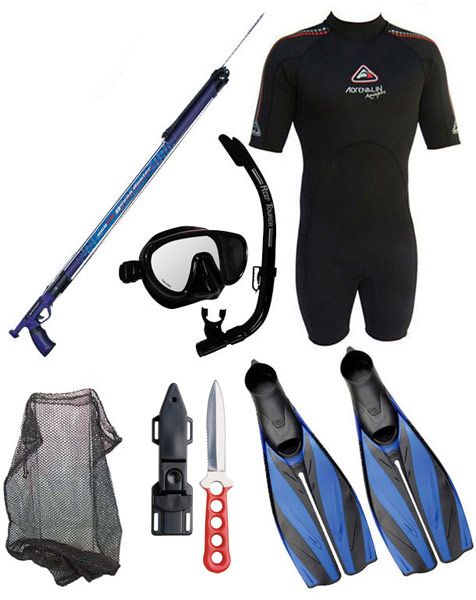 Spearfishing Package #2