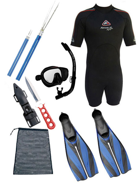 Spearfishing Package #1