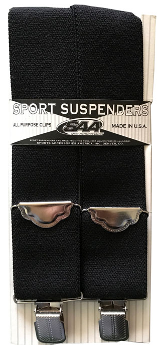 SAA Sports Suspenders Adults