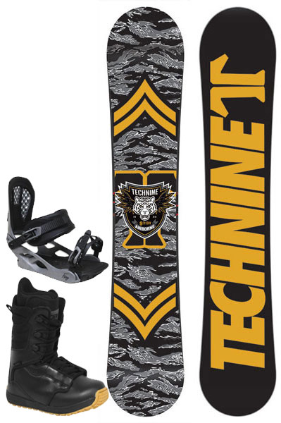 Technine T Money Camo/Capix Fury/Hudson boots