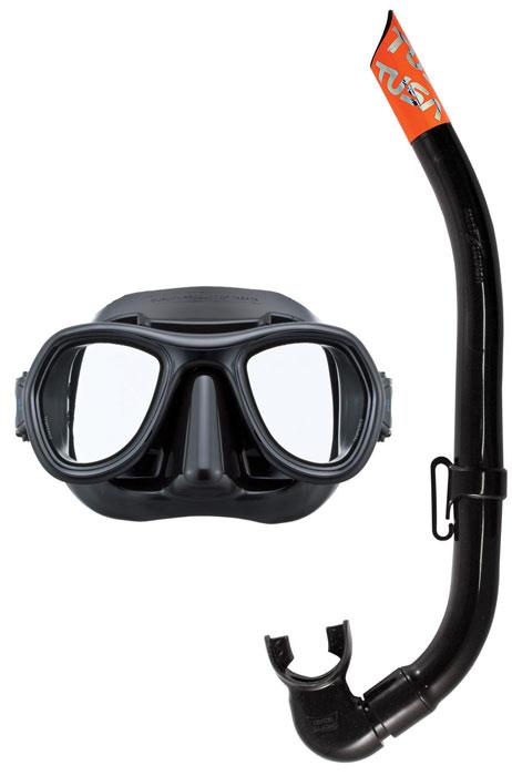 Tusa Panthes Mask & Snorkel Set