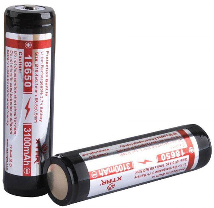 XTAR 18650 3100mAh Battery