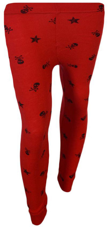 XTM Unisex Thermal Pants Skull