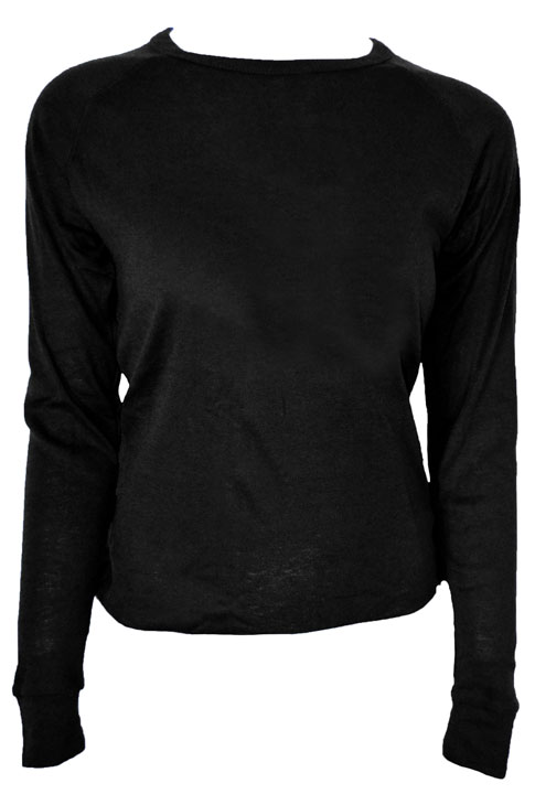 XTM Unisex Thermal Top Black