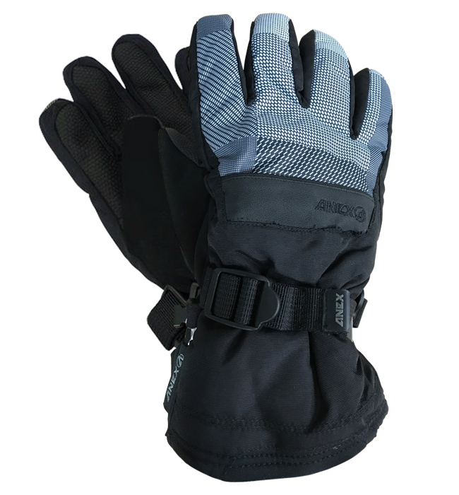 Anex Slash Gloves Black