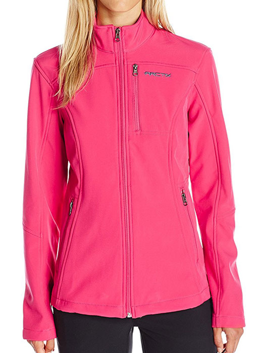 Arctix Bliss Rose Softshell
