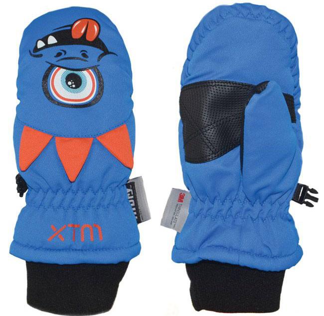 XTM Puppet Mitt Monster