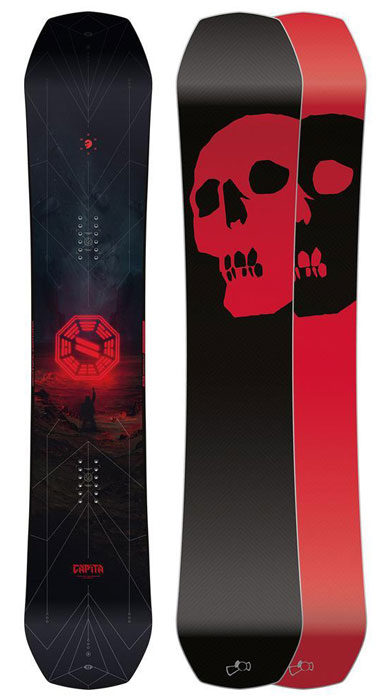 Capita The Black Snowboard of Death '20