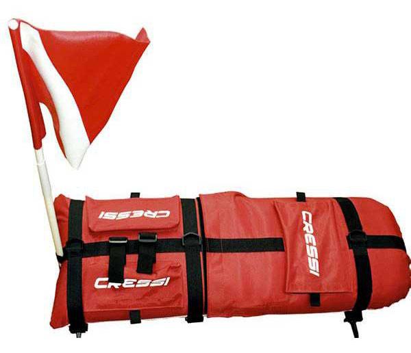 Cressi Spyder Surface Buoy Float & Flag