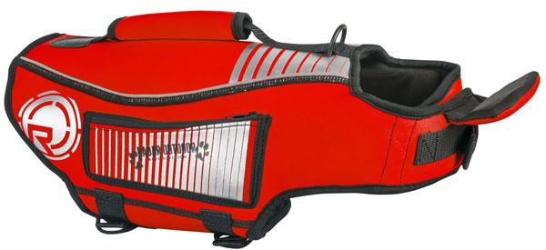 Radar Dog Vest Red 2020