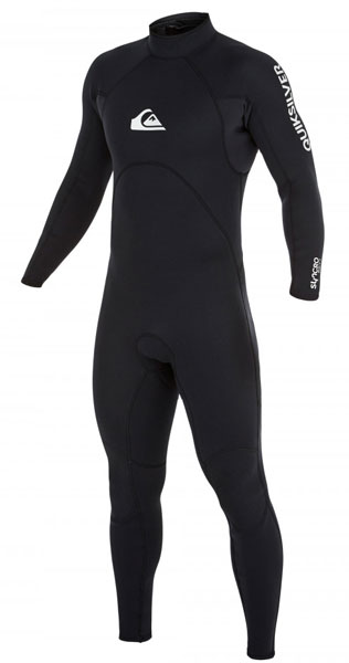 Quiksilver Syncro 3/2mm Base Steamer
