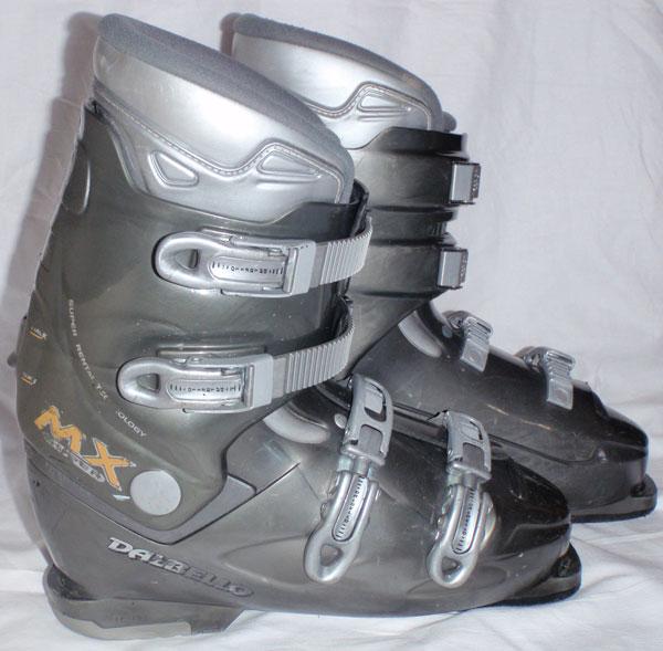 EX-RENTAL Ski Boots