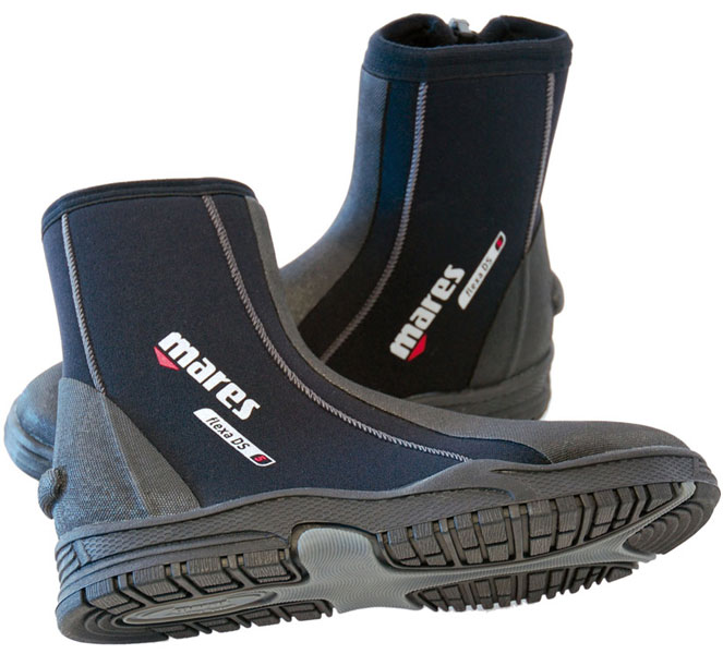 Mares Flexa DS Hard Sole 5mm Boots