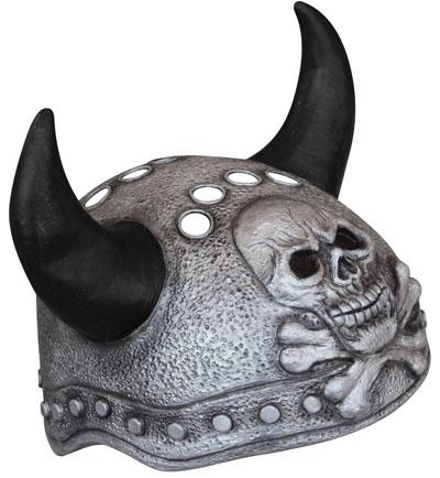 Kuvvers Helmet Cover Skull n' Horns