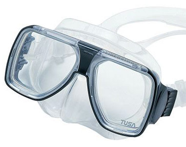 Tusa TM-5700 Liberator Plus Mask + Corrective lenses