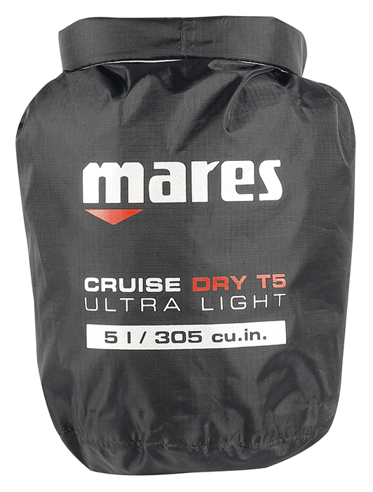Mares Cruise T-Light 5L Dry Bag