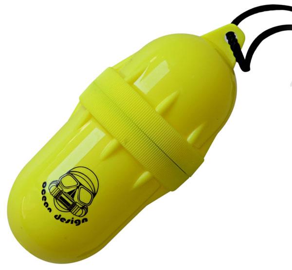 Ocean Design Dry Container Yellow