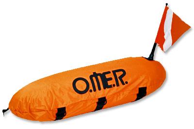 Omer Master Torpedo Spearfishing Float