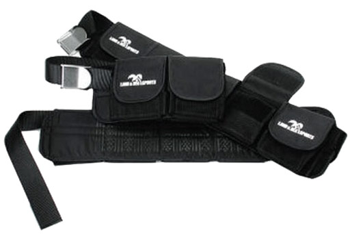 Land and Sea Padded Weightbelt