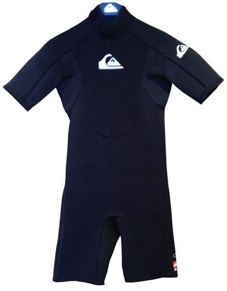 Quiksilver Youth Spring Wetsuit