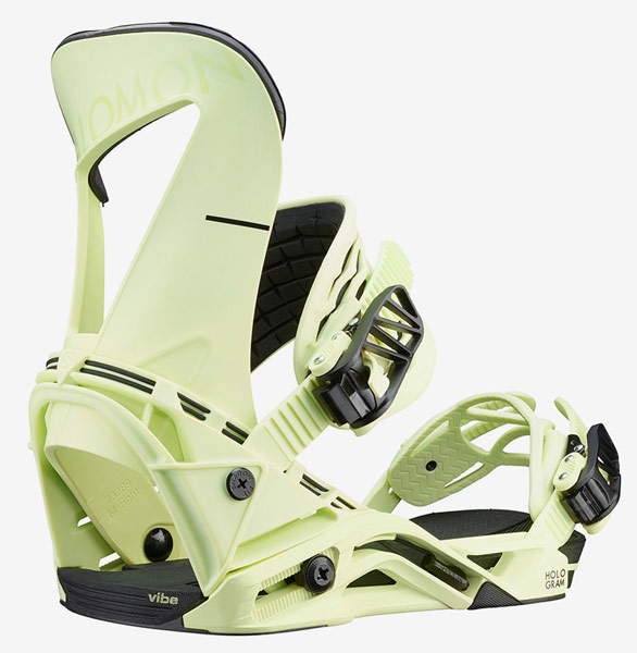 Salomon Hologram Lime 2020