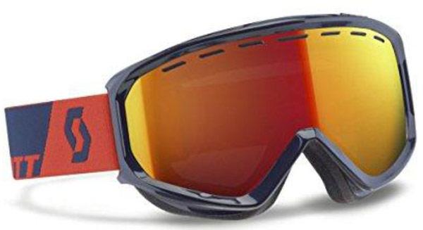 Scott Level Blue/Orange Chrome