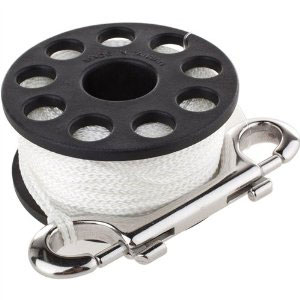 Scubapro X-Tek Reel with Stainless steel clip