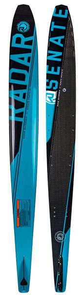 Radar Senate Graphite Ski Only 2020