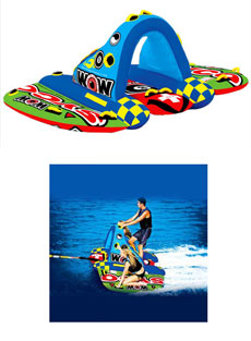 WOW Syco Towable Inflatable