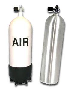Tank/Cylinder Air Fill