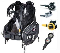 Tusa Selene II Ladies Dive Package