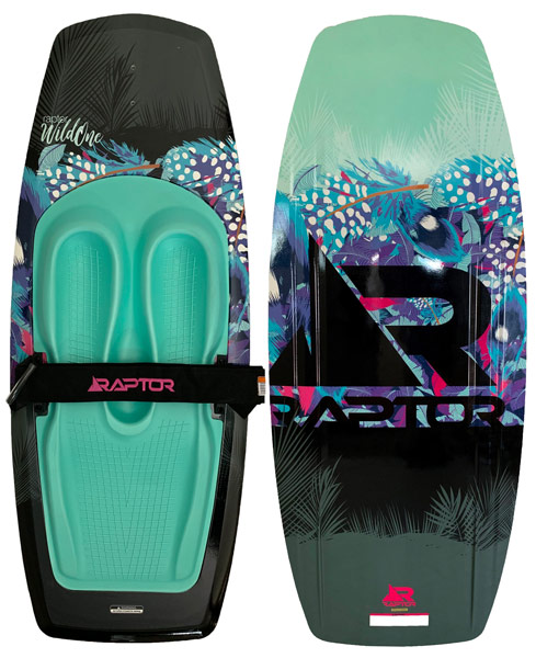 Raptor Wildone Kneeboard