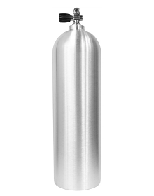 Aluminium Cylinder 80cft Catalina 11.1ltr 207bar