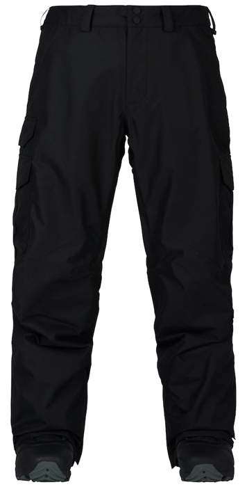 Burton Cargo Short Black 2019