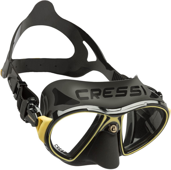 Cressi Zeus Black,                                                     IN STORE NOW......