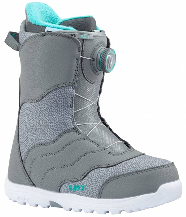 Burton Mint Boa Grey '18